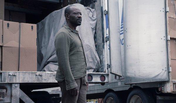 morgan supply truck fear the walking dead