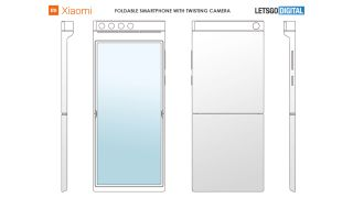 New Xiaomi phone will be foldable & have a rotatable camera system