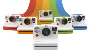 Polaroid Now is a new instant camera for a new decade