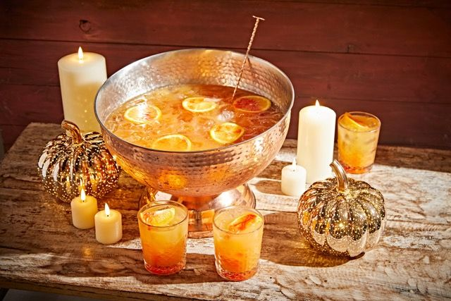 Slingsby Gin Halloween cocktail
