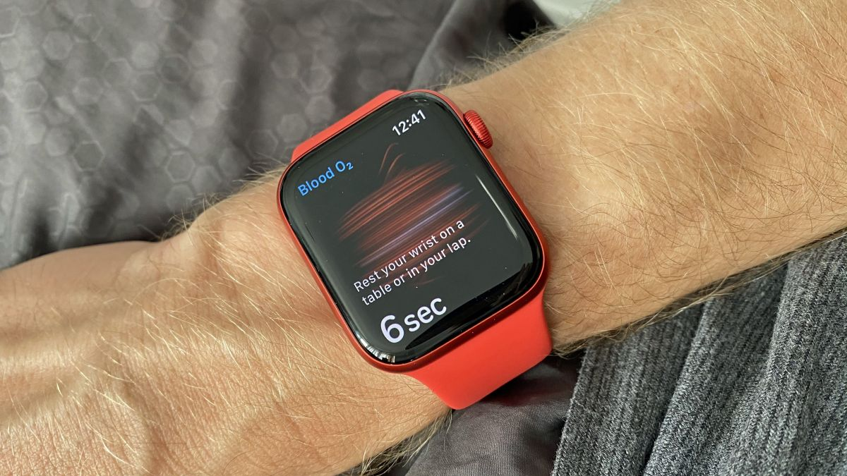 How to use the Apple Watch 6 blood oxygen monitor