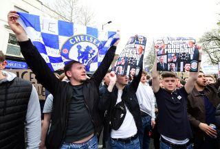 Chelsea v Brighton and Hove Albion – Premier League – Stamford Bridge