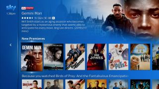 Sky Q gets big facelift and Disney+ HDR support