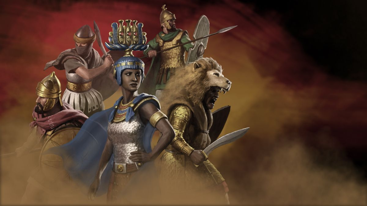 Total War Rome 2 Announces Desert Kingdoms Dlc Adds