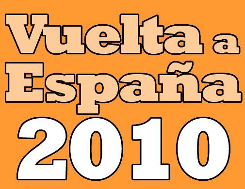 Vuelta a Espana 2010 logo