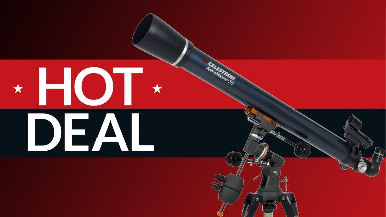 Check out these cheap Celestron telescope deals and save Celestron telescopes.