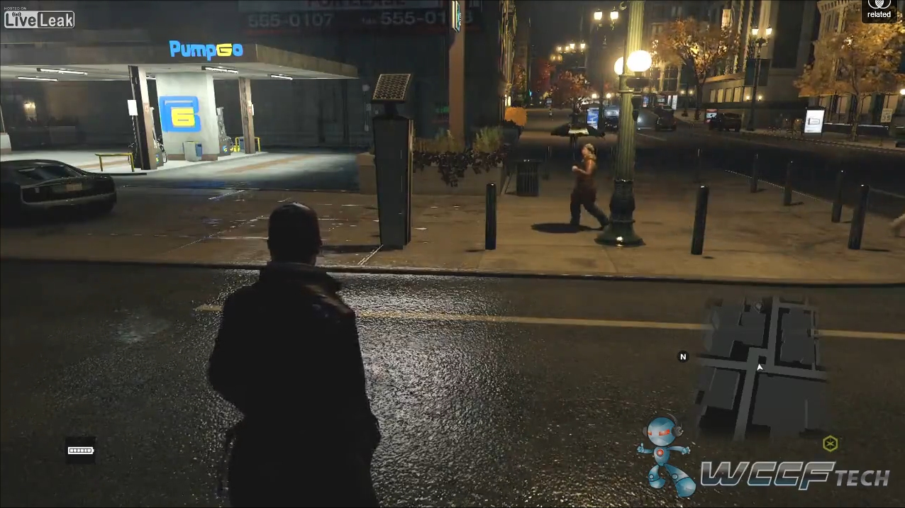 Watch Dog  Compare Edition