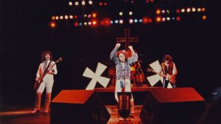 Black Sabbath live in 1981