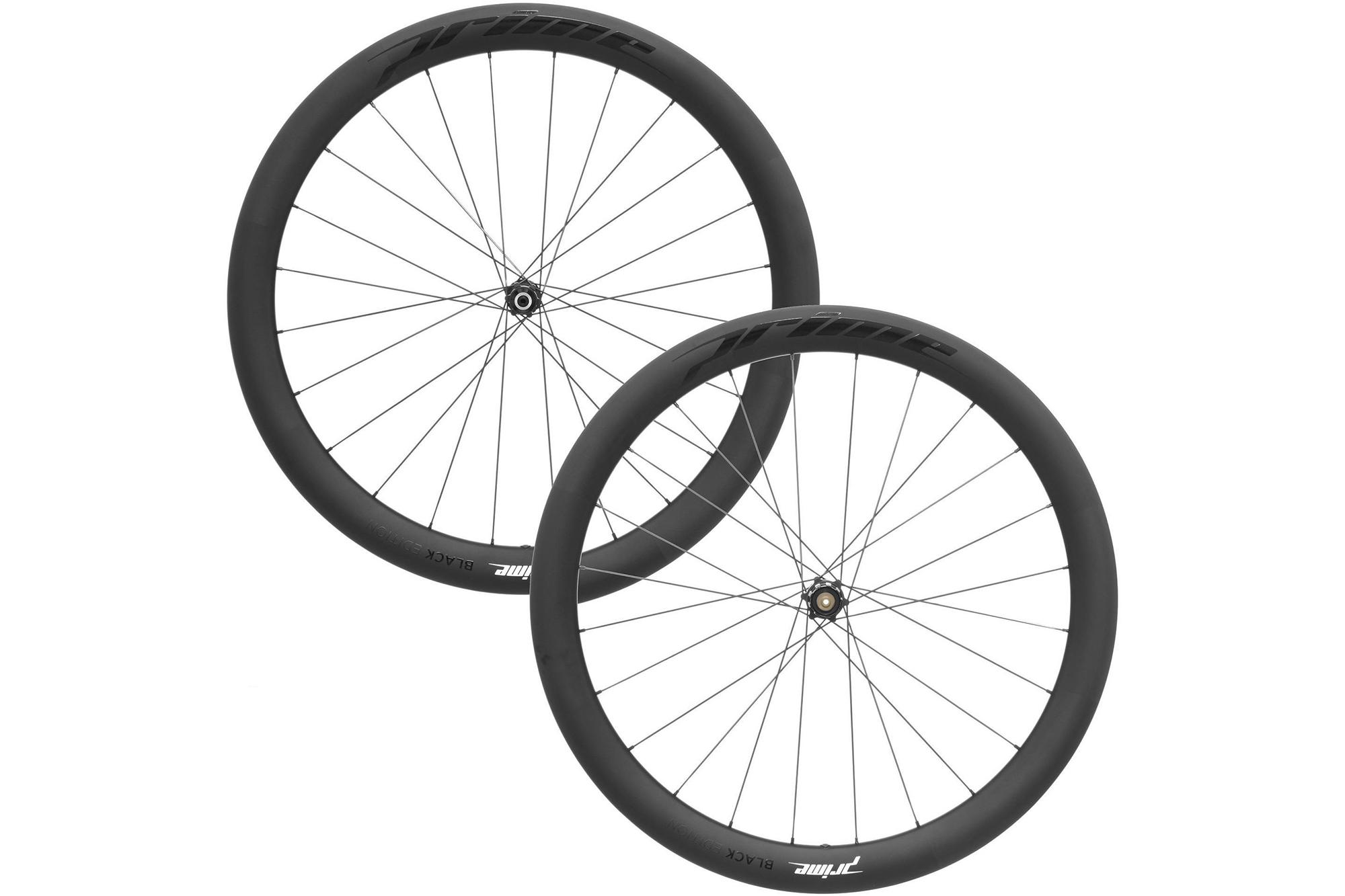 Prime RR50 BlackEdition X CeramicSpeed DB 50 wheelset