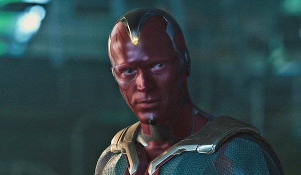 how vision almost looked in avengers 2 cinemablend