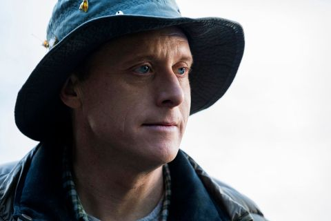 In 'Resident Alien,' Alan Tudyk plays an alien pretending to be human after his spaceship crashes on Earth.
