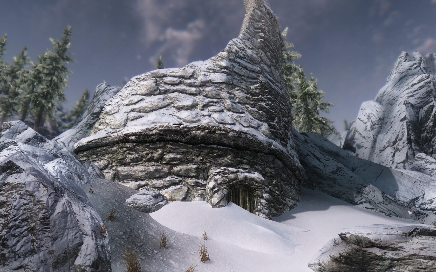 the best skyrim mods: hidden hideouts of skyrim