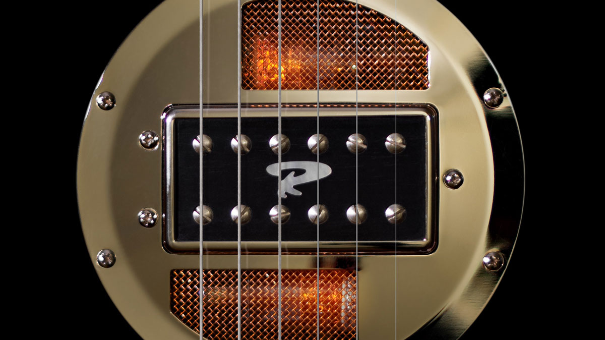 NAMM 2019: The Ruokangas Valvebucker is the first-ever tube-driven electric guitar pickup