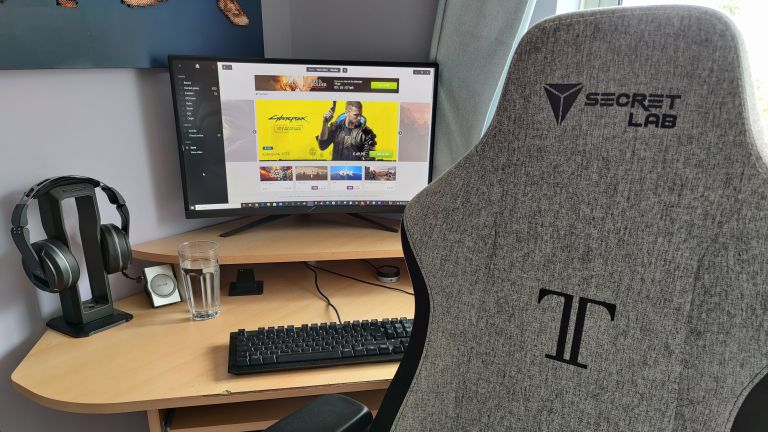 SecretLab Titan SoftWeave review