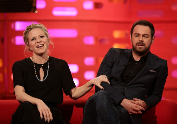 EastEnders Danny Dyer Kellie Bright