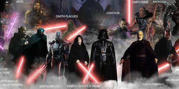 Star Wars 7's Villains Will Be These Guys - CINEMABLEND