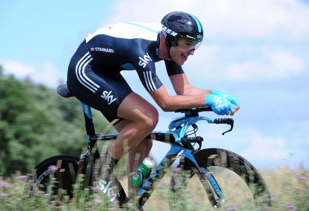 Ian Stannard, Tour de Suisse 2011, stage nine ITT