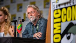 Michael Hirst at Comic Con 2018