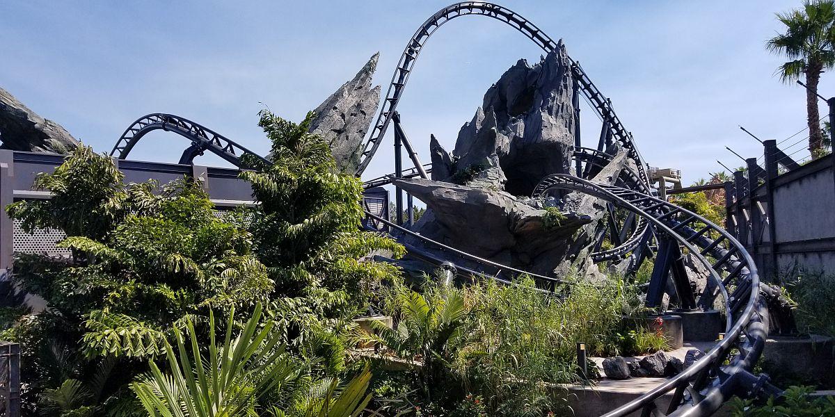 Universal's New Velocicoaster Video Reveals Raptor Animatronics Straight Out Of Jurassic World