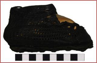 Roman baby shoe