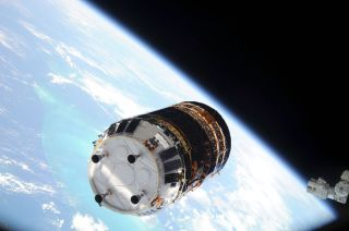 Space Junk Threat Delays Japanese Spaceship's Station Departure