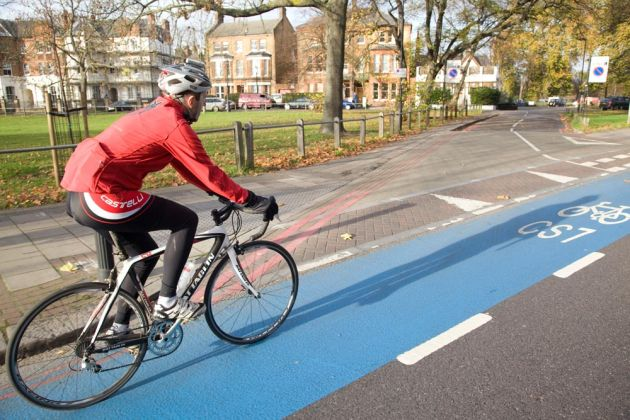 Using a bike instead of a car for short journeys gives 'the equivalent of a nine per cent pay rise'