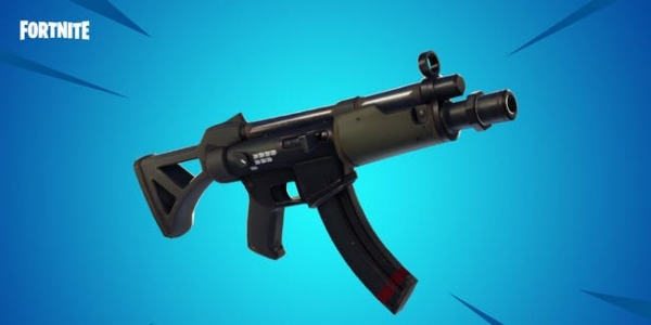 Fortnite SMGs