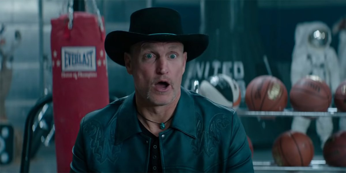 Woody Harrelson in Zombieland: Double Tap