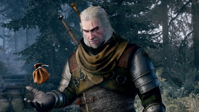 Best Witcher 3 Mods - Over 9000 weight