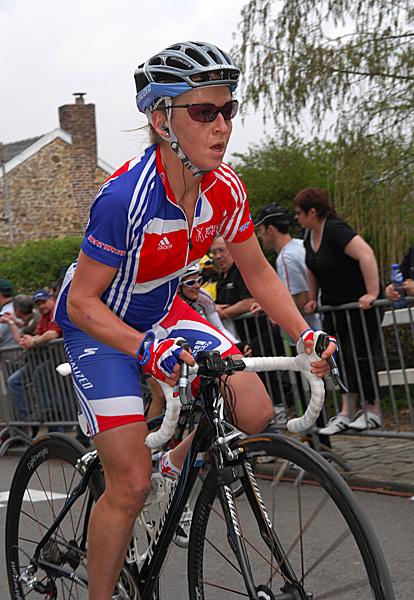 Emma Pooley Fleche Wallonne 2008