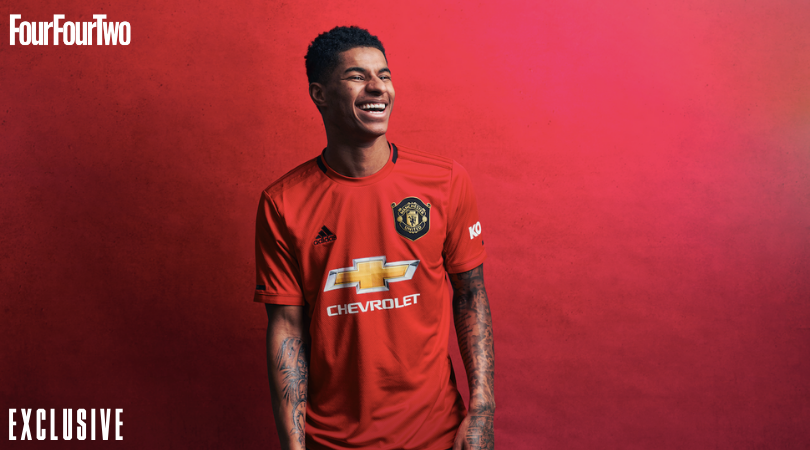 Manchester United S Marcus Rashford On His Plans To Win The Premier League Champions League And World Cup Fourfourtwo