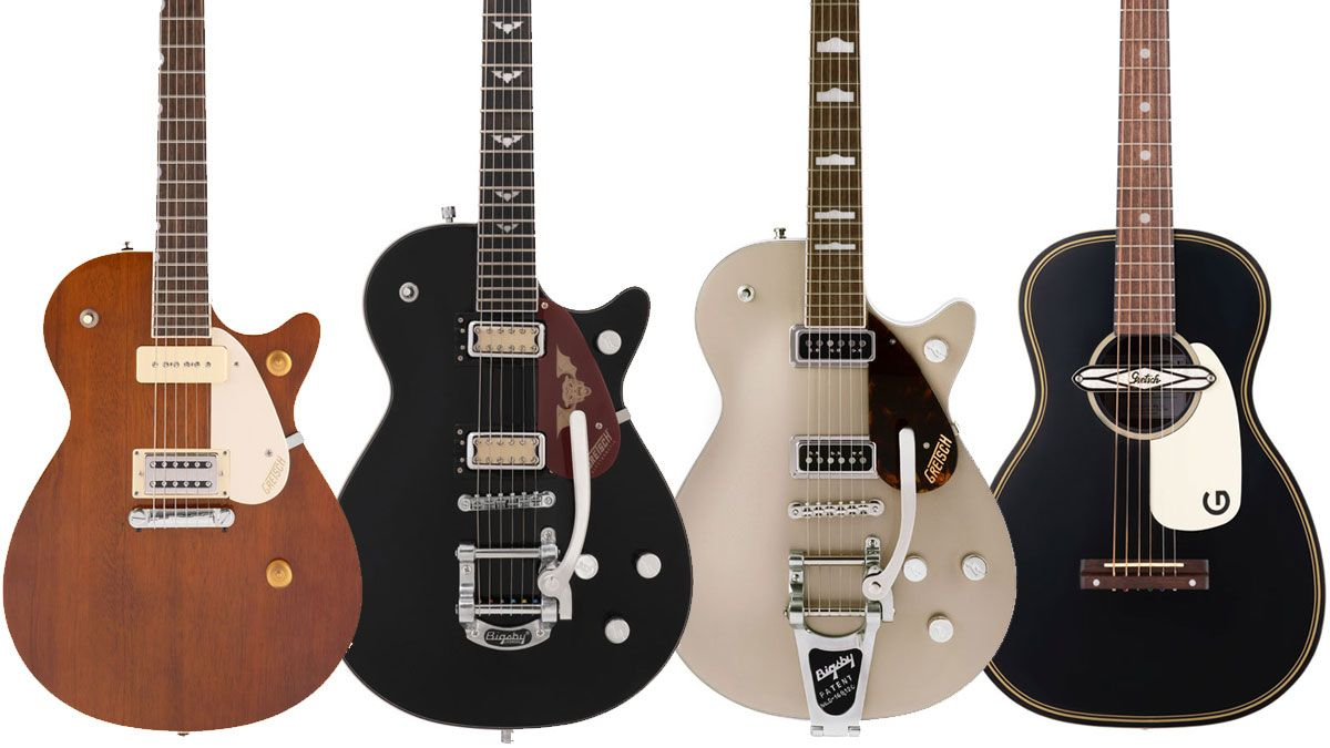 Gretsch Unveils Summer Lineup of Electrics and Acoustics