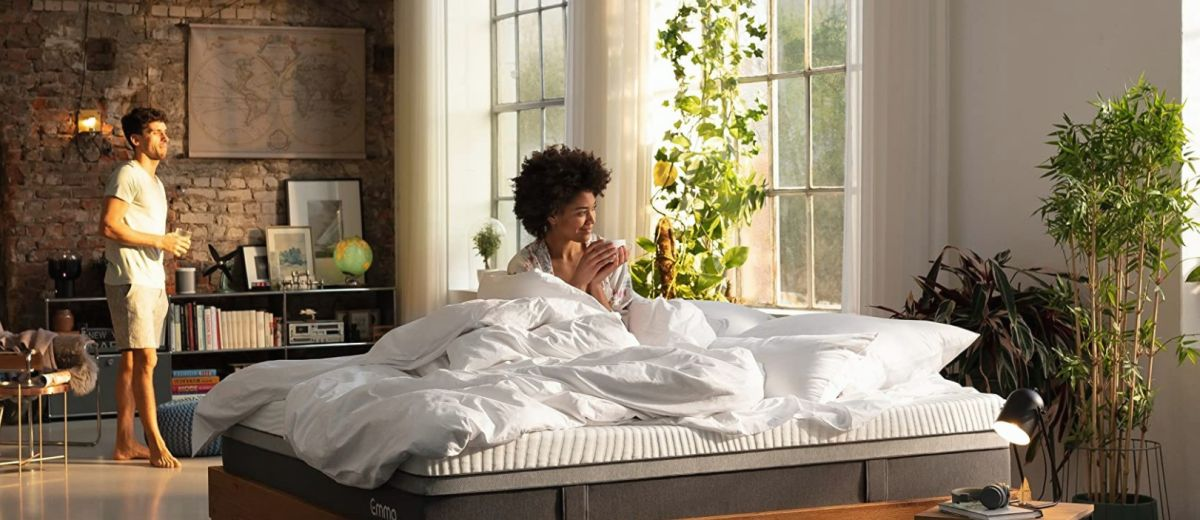 27% off site-wide at Emma mattress