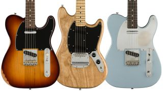 Fender's new signature guitars for Jason Isbell, Ben Gibbard and Chrissie Hynde