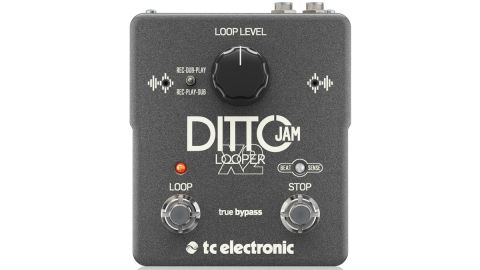 tc electronic ditto jam x2 looper pedal review musicradar. Black Bedroom Furniture Sets. Home Design Ideas