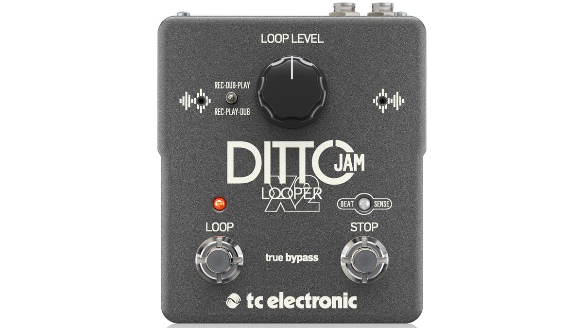 TC Electronic has just launched a looper that keeps in time with your band