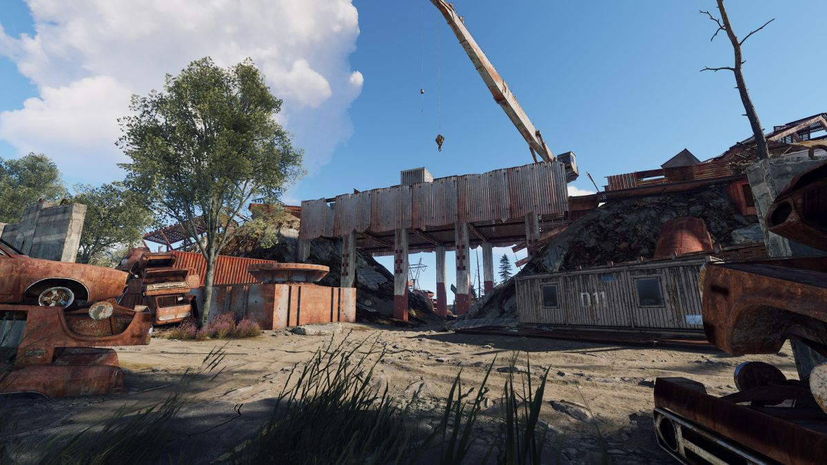 Rust is getting a free Nvidia DLSS performance uplift in July