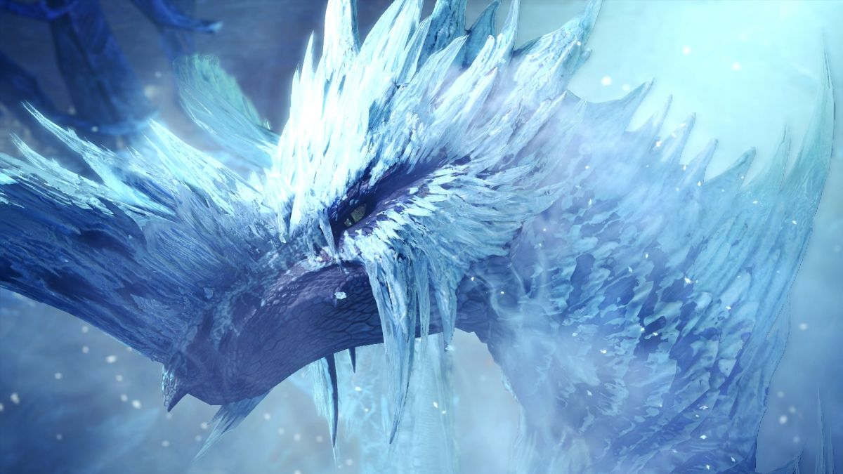 Monster Hunter World: Iceborne PC patch should fix save data and CPU issues this week
