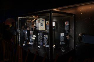 intrepid personal space exhibit