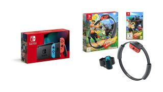 Nintendo Switch bundle gets a Prime Day deal – but it won't be around for long