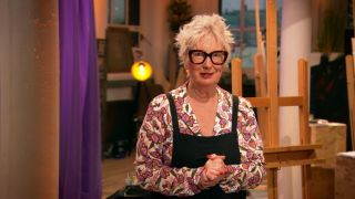 Jenny Eclair hosts new Channel 4 art competition show Drawers Off.