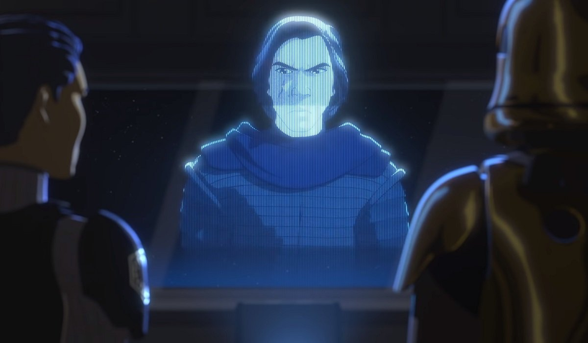 Kylo Ren Star Wars: Resistance