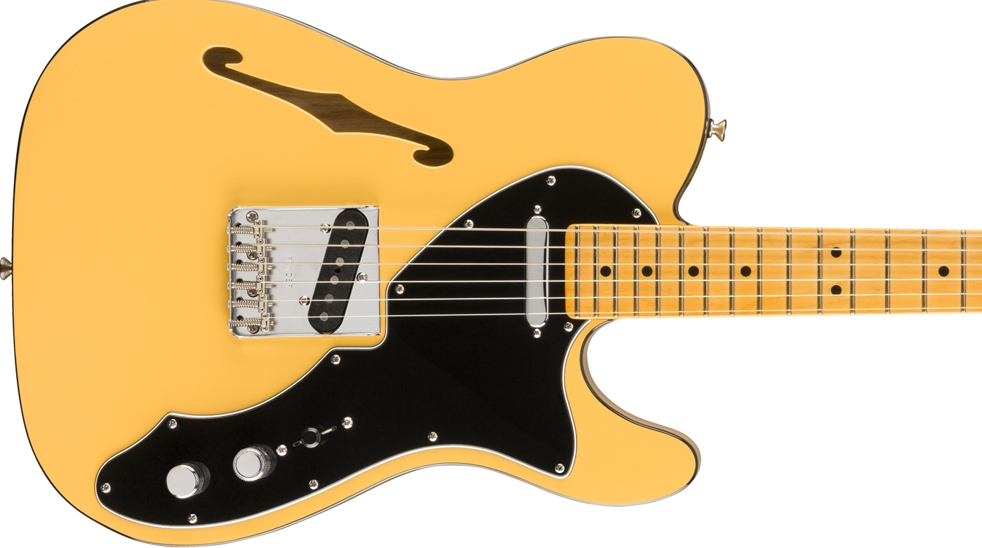 summer namm 2019: fender announces new britt daniel telecaster thinline,  lincoln brewster stratocaster signature guitars