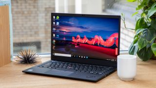 best lenovo laptops - ThinkPad X1 Carbon
