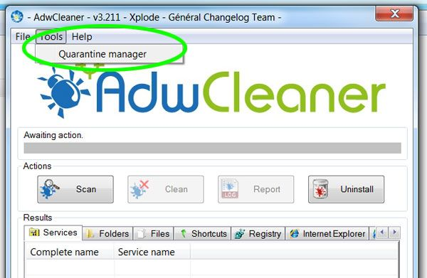 How to Install and Use AdwCleaner | Tom's Guide