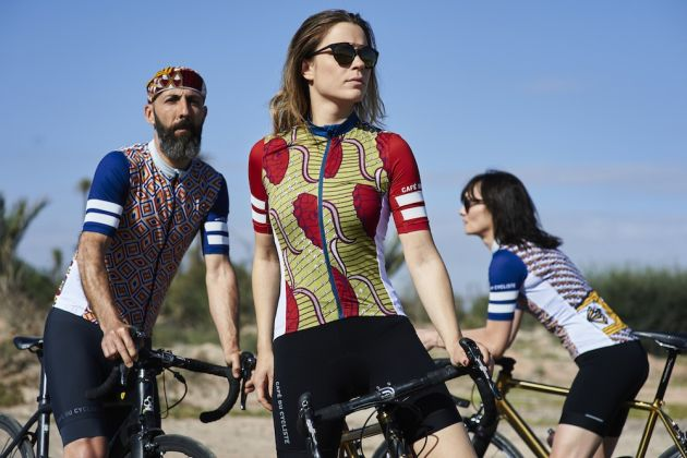 6dc17baaf Café du Cycliste s new jerseys are inspired by African designs ...
