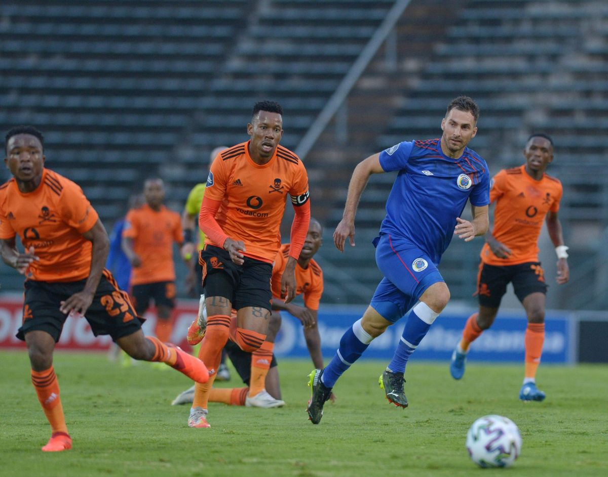 SuperSport dent Pirates title hopes