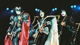 Kiss in 1980