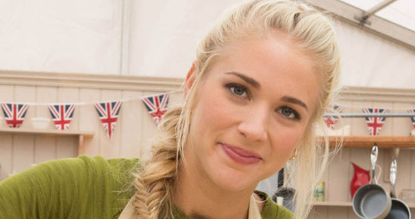 Eastenders Maddy Hill The Great Sport Relief Bake Off Is