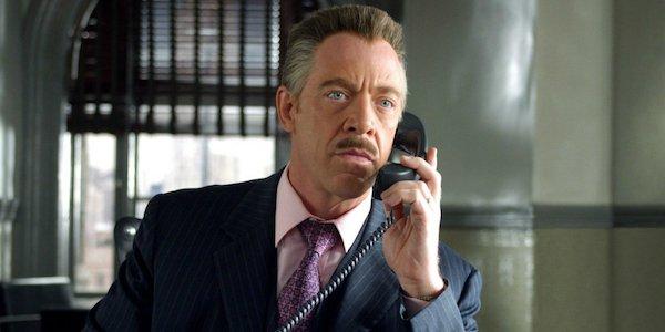 J.K. Simmons as J. Jonah Jameson in Spider-Man 2